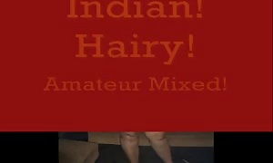 Indian! bushy! rookie blended!