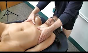 SUPER sexy milf GET'S outstanding rub-down!