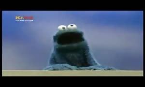 cookie monster humorous