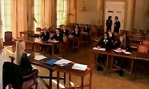 Russian schoolgirl group sex