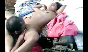 aged bushy Desi wife banged by Her spouse rigid