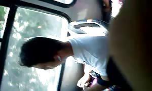 steamy Escote En Bus Pt1.