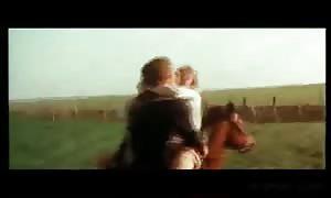 Horse riding sex