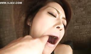 erotic japanese road walker Maki Hojo in hot JAV uncensored furry fasten