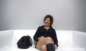 hot aged mother I would want to get it on with being torn up in her face at the Czech tryout