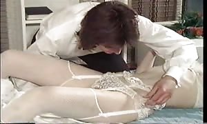 amateur lovers has great missionary sex