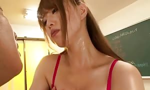 Tutor screws Her student In The lecture apartment