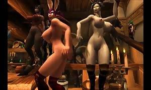 Warcraft Bunnies high def