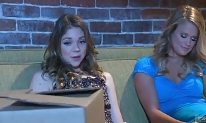 Jessie Andrews gets her bush eaten and loves it