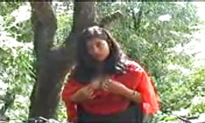 Indian female with big funbags