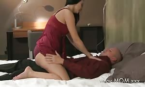 mom wife bangs her toyboy