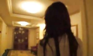 really turned on female screwed in a resort condominium