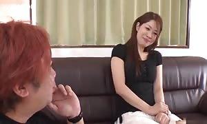 exotic asian woman Rika Minamino in aroused JAV uncensored butt sex fasten