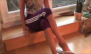 hot females In attractive Flip Flops 7