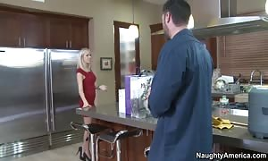 small girl wants is a awesome hard-on