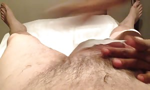 male Brazilian wax