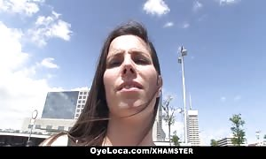 OyeLoca - Dacota Rock will get banged On internet web cam!