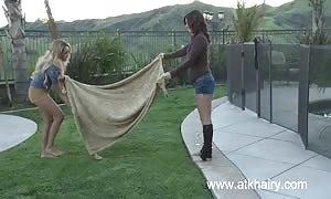 hairy Alicia Silver