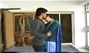 Paki desperate lady banging with boyfriend