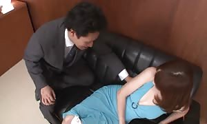 crazy japanese lady Nonoka Kaede in incredible JAV uncensored face bang