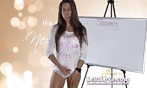 Lelu Love-January 2015 sperm Schedule