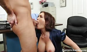 Krissy Lynn & Bill Bailey in dirty