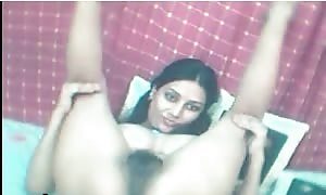 Indian Housewife proves at night