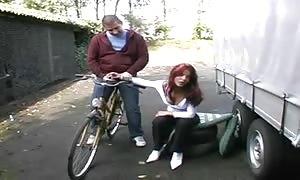 hot girl entered By A Stranger