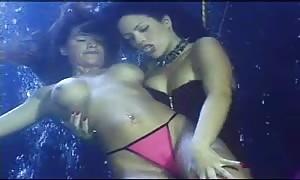 lesbian Sex Underwater Part 2