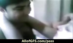 Indian girl-friend amateur flick