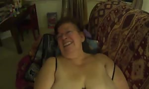 old girl Mexicana chunky woman has oral sex