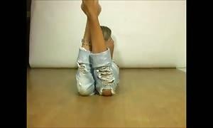 Foot tease nineteen