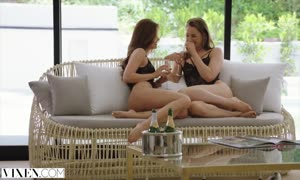 VIXEN Tori black and Caprice In The finest three way you will Ever See!
