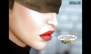 3D Comic: Vox Populi. episode 25