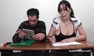 school student prostitute deep throat and rock-hard analized