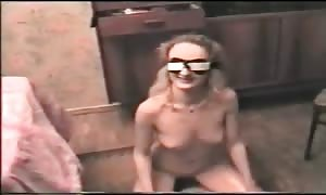skinny chesty queen is deep-throating three group fuck schlongs on the digital camera