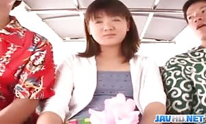 harmless searching japanese bombshell