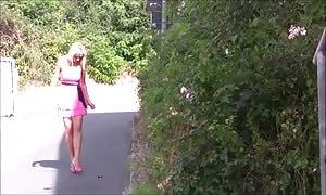 attractive females In hot heels 7