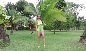 Jasmin In Green
