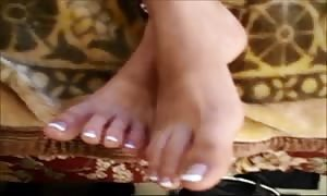Kurumipantyhose - jizz on my soles